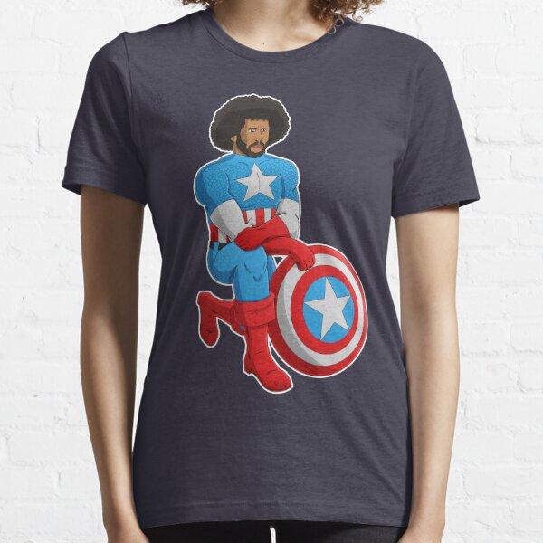 Kaeptain Amérique T-shirt essentiel