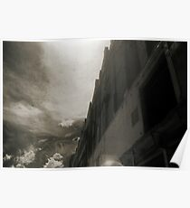 Landscape for Orson Wells # 6: Swirl Poster