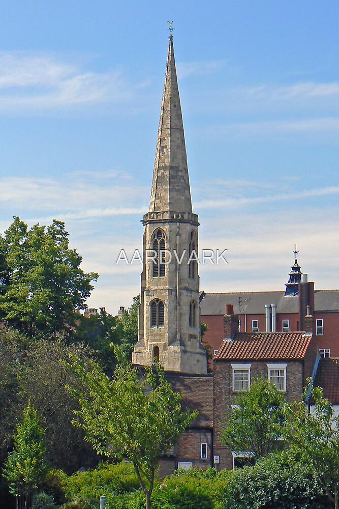 All Saints' North Street by AARDVARK