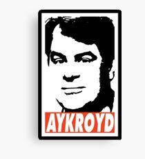 AYKROYD Canvas Print