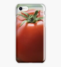 Garden Fresh Tomato iPhone Case/Skin
