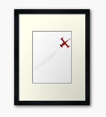 Cowboy Bebop - See You Space Cowboy Framed Print