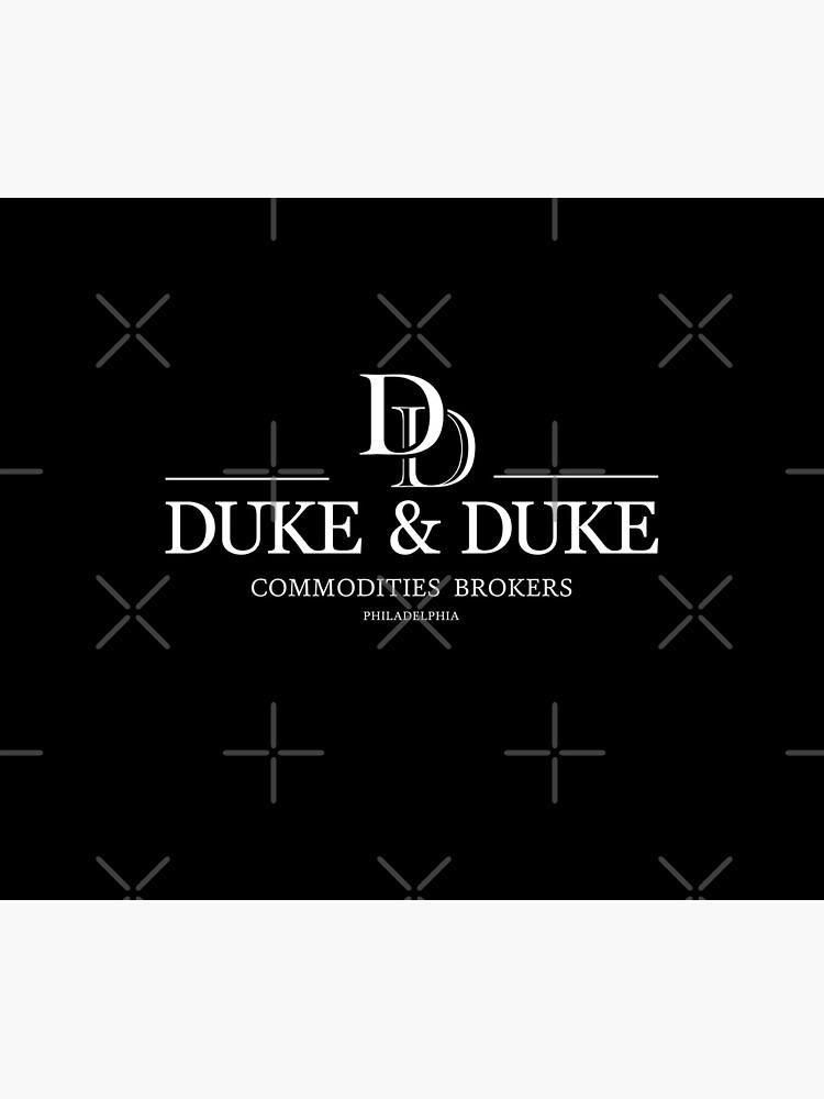 Duke & Duke - Trading Places Variant by Purakushi