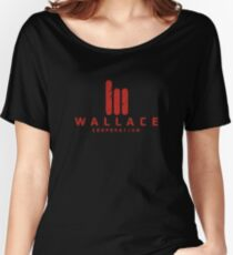 Blade Runner 2049 - Wallace Corporation Women's Relaxed Fit T-Shirt