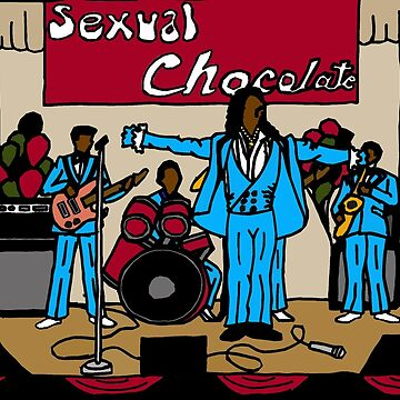 Sexual Chocolate by FHoliday