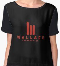 Blade Runner 2049 - Wallace Corporation Women's Chiffon Top