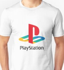 Playstation Logo T-Shirt