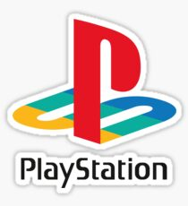 Playstation Logo Sticker