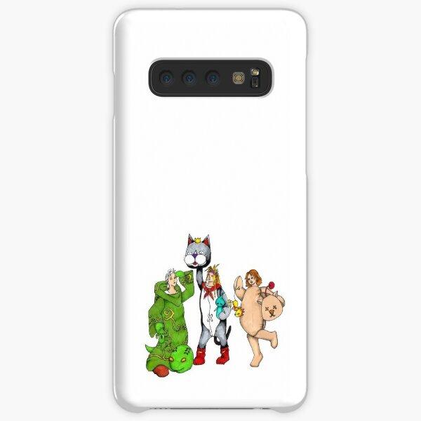 Yuna, Rikku and Paine mascot- FF-X2 Samsung Galaxy Snap Case