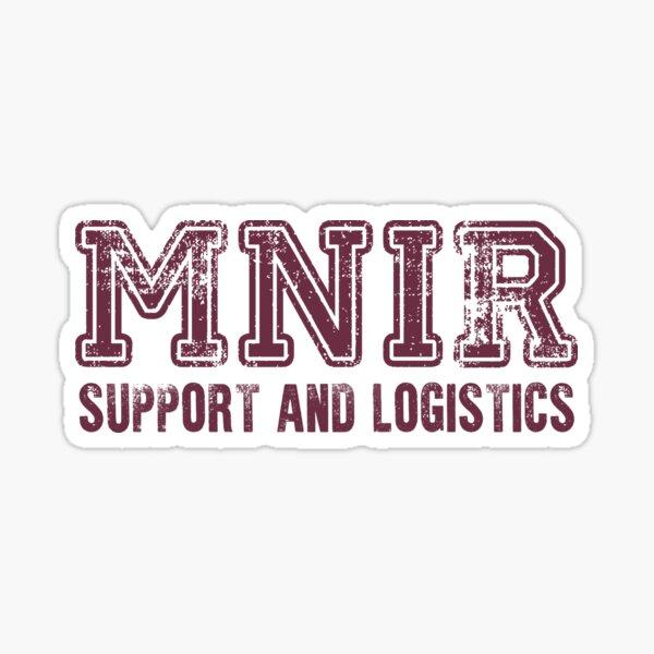 MNIR Sticker