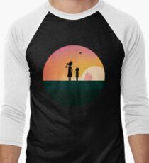 Infinite Number of Universes. Men's Baseball ¾ T-Shirt