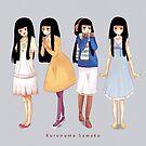 Sawako by susanmariel