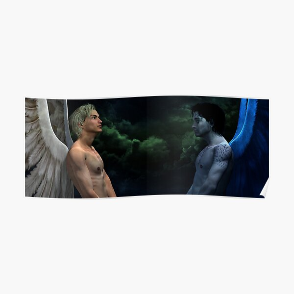 Angelo/Angelus Poster