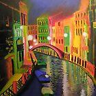 Siskins Venice a la Moi by melasdesign