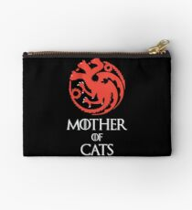 Mother Of Cats  Studio Pouch
