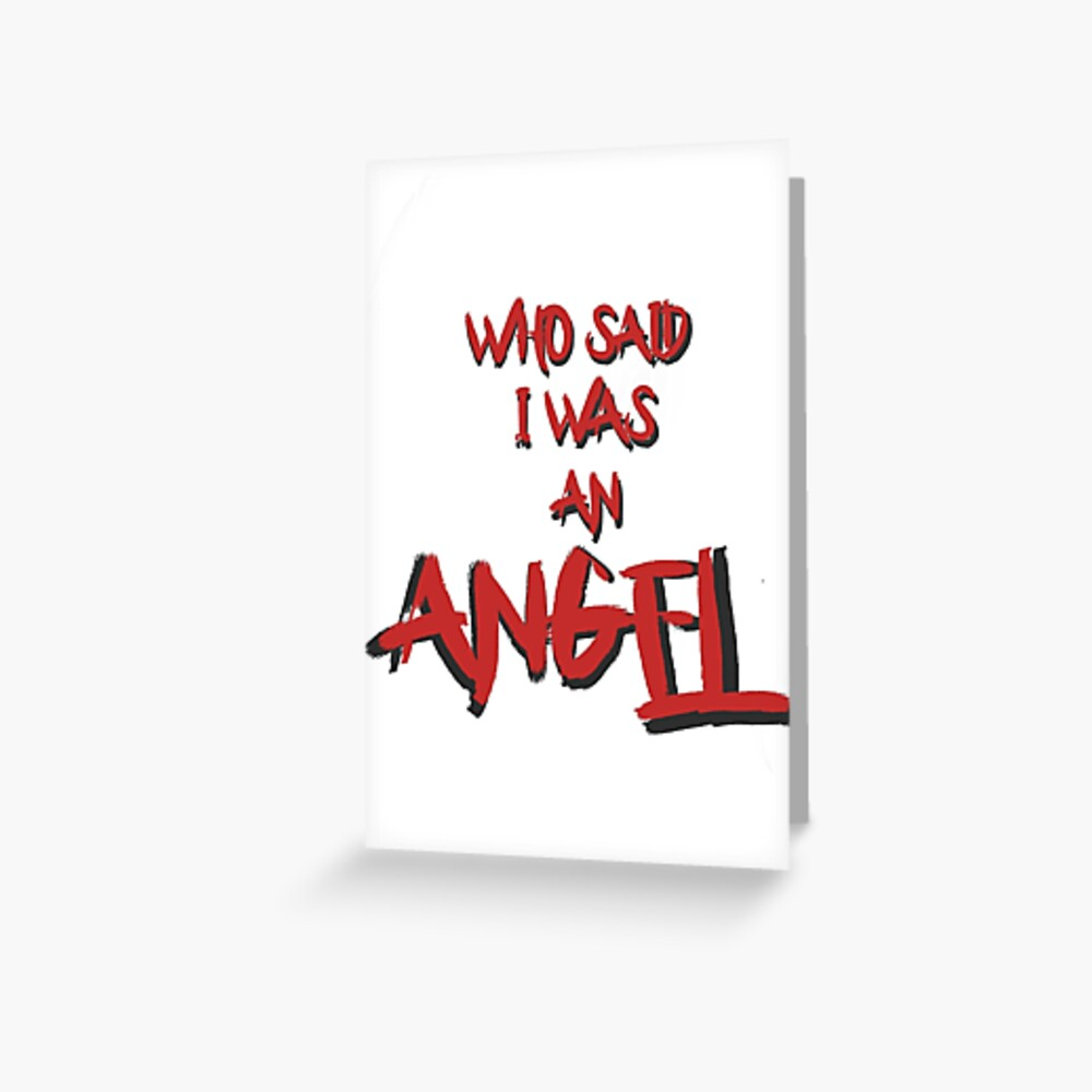 Fifth Harmony Angel Tarjetas de felicitación