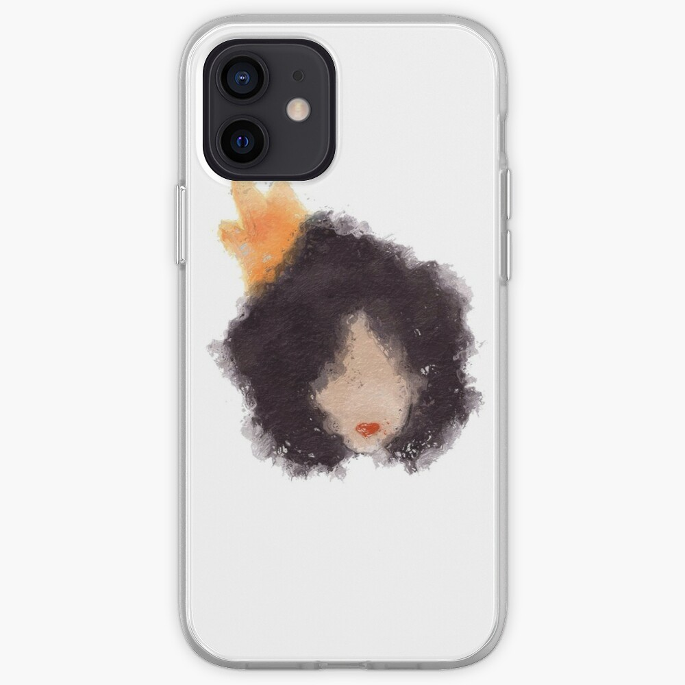 Royal Afro iPhone Case & Cover
