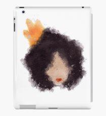 Royal Afro iPad Case/Skin