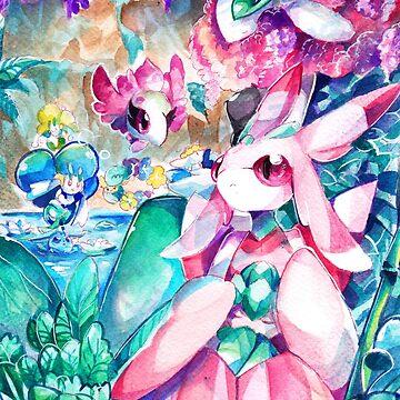 fairy garden by yami11