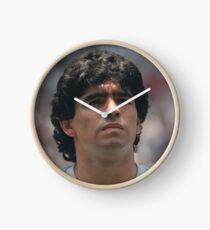 Diego Maradona Clock