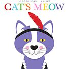 Cat's meow by creativemonsoon