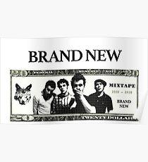 mixtape - brand new Poster