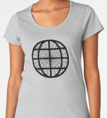 The Internet - The Web - Geek design Women's Premium T-Shirt