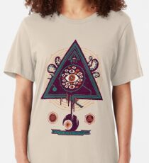 All Seeing Slim Fit T-Shirt