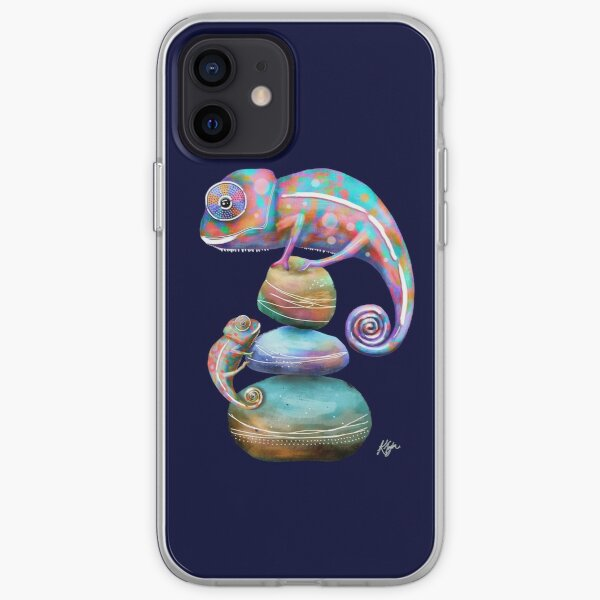 Chameleons iPhone Soft Case