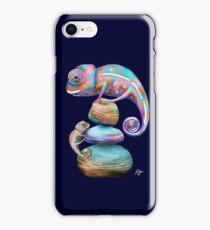Chameleons iPhone Case/Skin