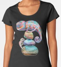 Chameleons Women's Premium T-Shirt