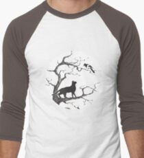 Dangerous conversations sumi-e painting T-Shirt