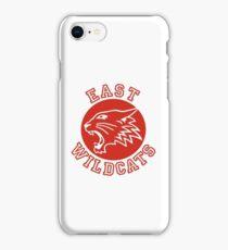 East High Wildcats (High School Musical) iPhone Case/Skin