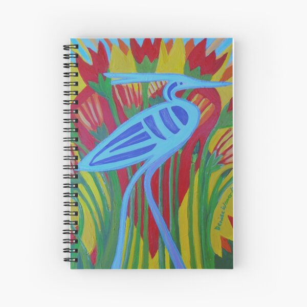Bennu II Spiral Notebook