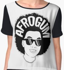 AFROGUM RICEGUM *HD Better quality and resolution* Women's Chiffon Top