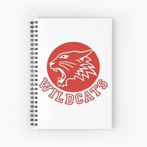 Wildcats (High School Musical) Cahier à spirale