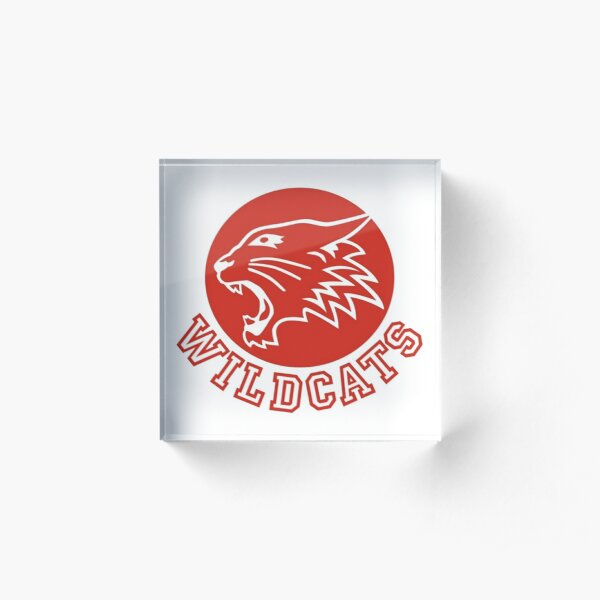 Wildcats (High School Musical) Acrylic Block