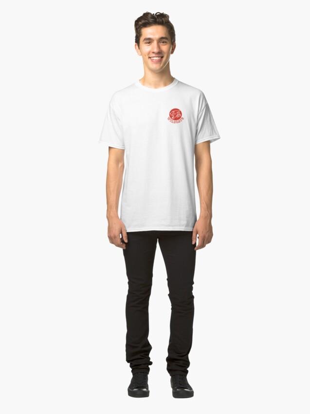 Vista alternativa de Camiseta clásica Gatos montés (High School Musical)
