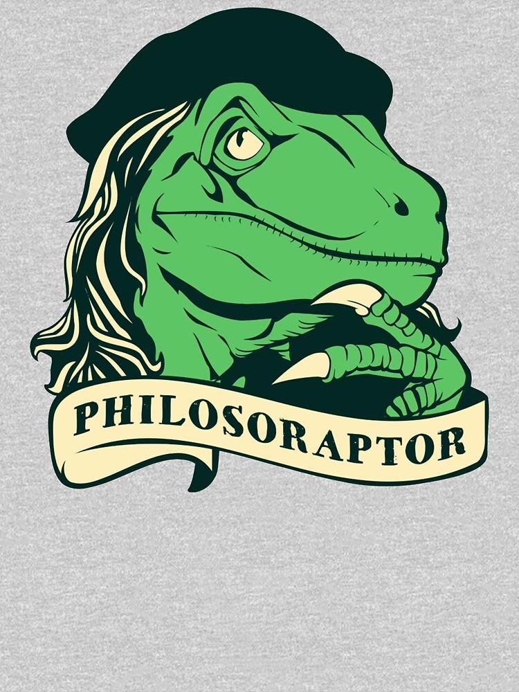 Philosoraptor by Greenland12
