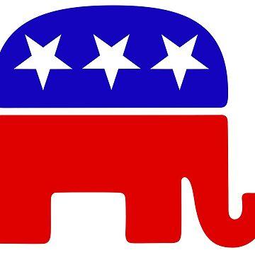 GOP Elephant de bermatt