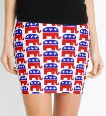 GOP Elephant Mini Skirt