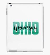 Ohio University, OU iPad Case/Skin
