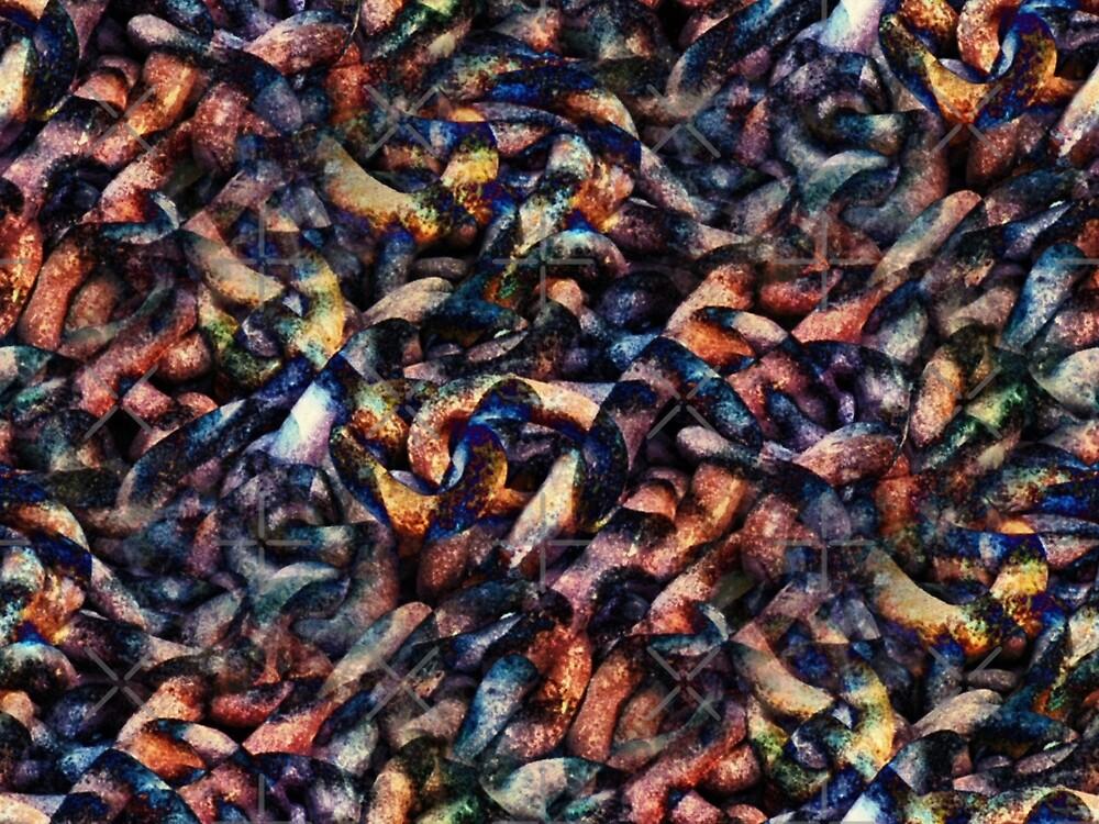 Break the Chain (pattern) by Yampimon