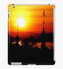 Sunset from Shampoo Island  iPad Case/Skin