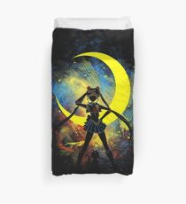 Moon Art Duvet Cover
