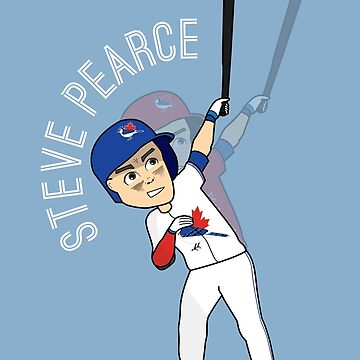 Steve Pearce -  by atedaryl