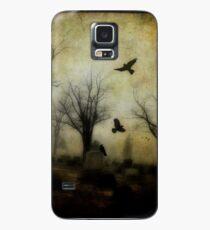 Crows Dance Case/Skin for Samsung Galaxy