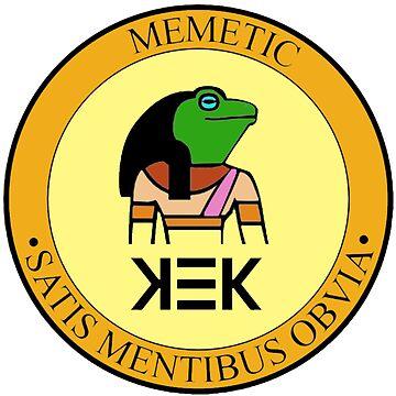Sello de aprobación de Kek de Zelius