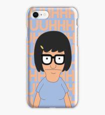 Tina Case - Uhhhh... (Bob's Burgers) iPhone Case/Skin