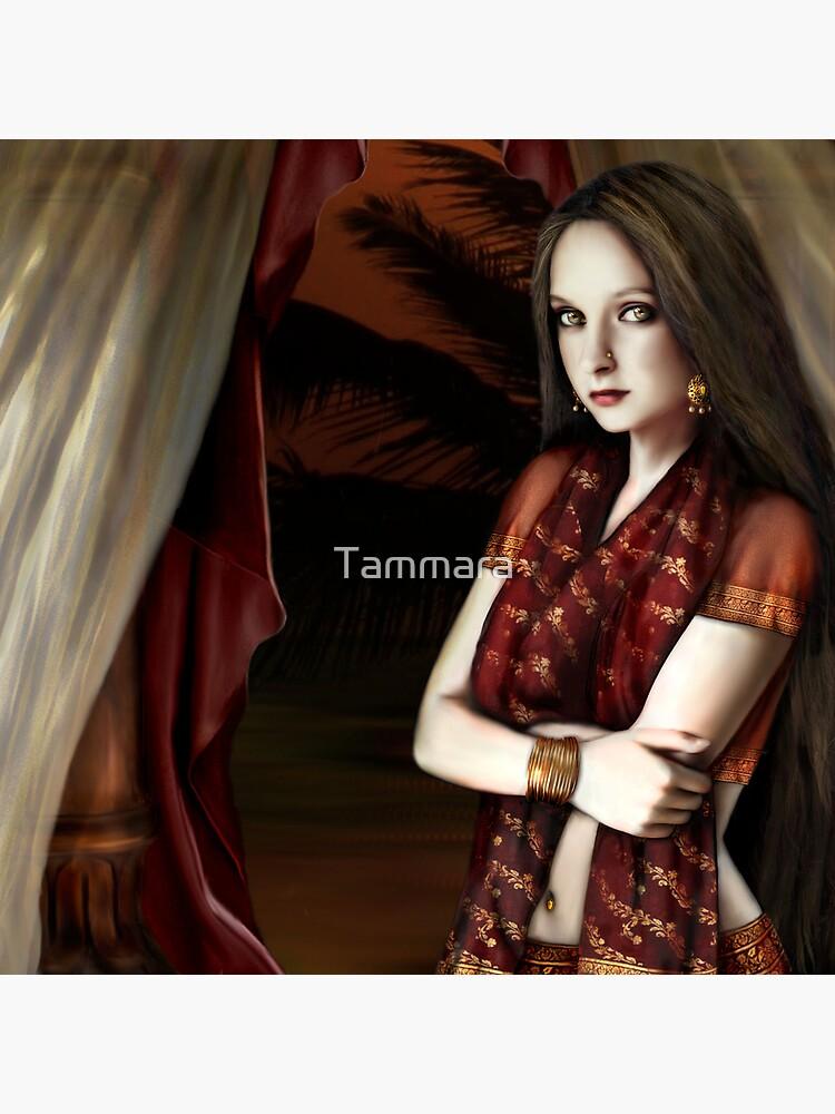The Vagabond Queen by Tammara